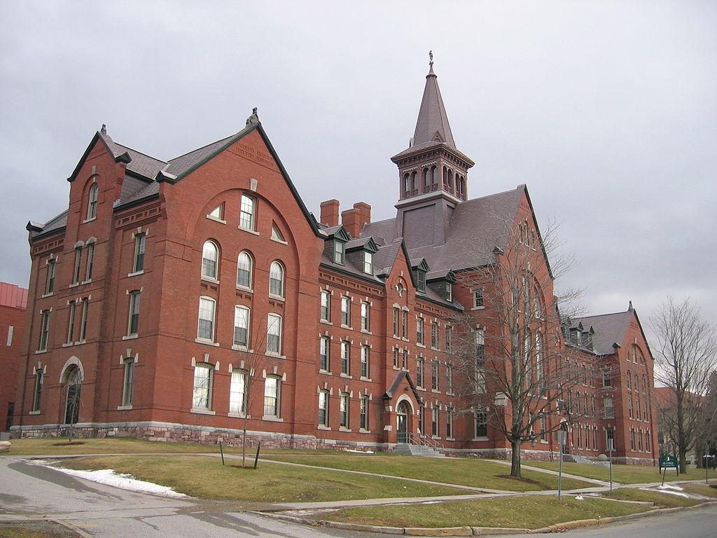 University of Vermont. Kredit: Jared C. Benedict.