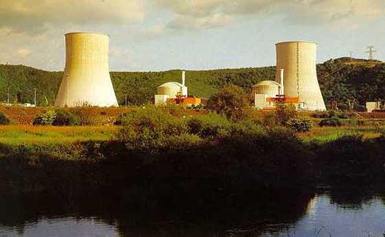 Posledním dokončenou jadernou elektrárnou ve Francii byla elektrárna Civaux, jejíž dva bloky byly spuštěny v letech 1999 a 2000 (zdroj stránky power_technology.com).