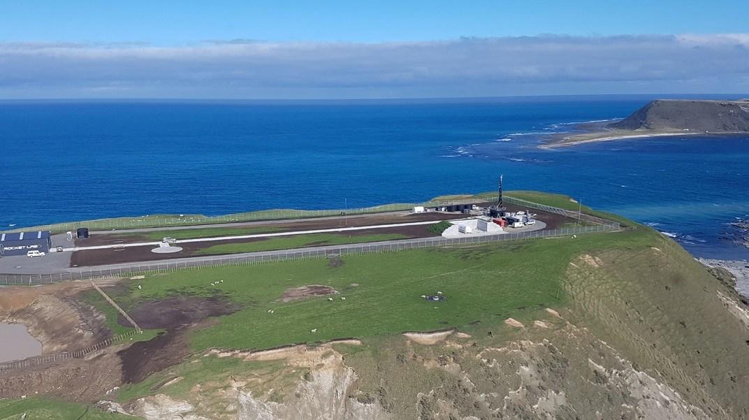 Rocket Lab Launch Complex 1. Zdroj: http://spaceflight101.com/