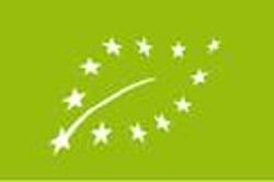 Grafický znak loga společenství pro bioprodukt. (Kredit: EHS)