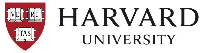 Logo. Kredit: Harvard University.