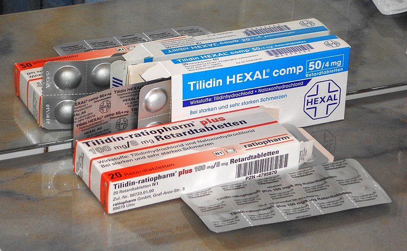 Dnešní analgetika představují dost problematické medikamenty. Kredit: Ralf Roletschek / Roletschek.at / Wikimedia Commons.