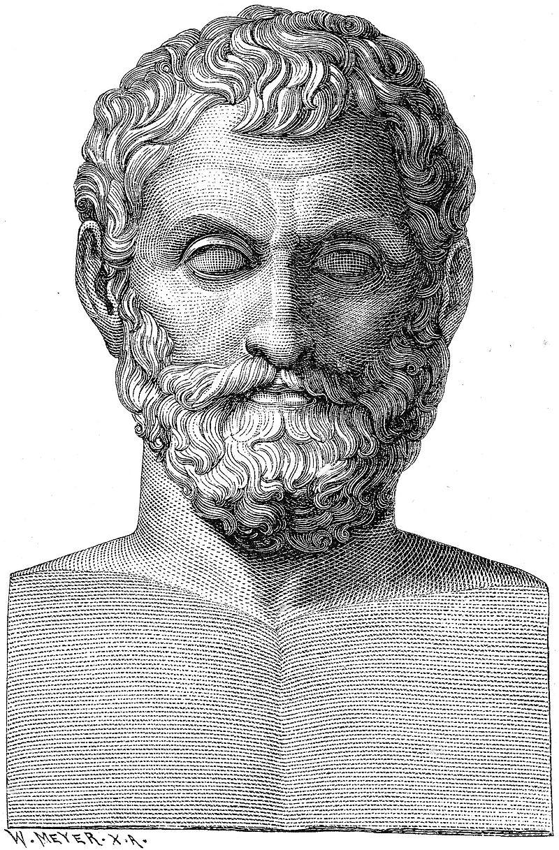 V 6. století před naším letopočtem, tedy dříve než jsme se začali ztotožňovat spíš s prachem v který se obracíme, iónský filosof Thalés z Milétu své učedníky (v dnešním Turecku), kromě geometrie učil, že základní element všeho je voda. Z množstevního