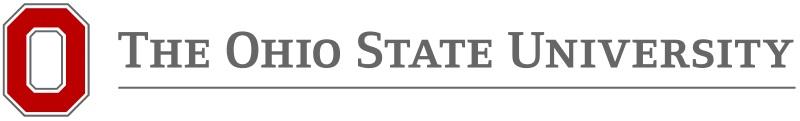 Logo. Kredit: Ohio State University.