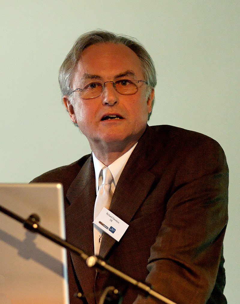 Clinton Richard Dawkins (Foto: Matthias Asgeirssonfrom Iceland)