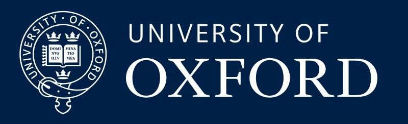 Logo. Kredit: University of Oxford.