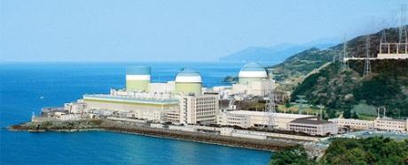 Jaderná elektrárna Ikata má tři bloky. První nejstarší už je v likvidaci, u druhého probíhají úpravy, aby splnil podmínky pro provoz, třetí je už nyní v provozu (zdroj Shikoku)