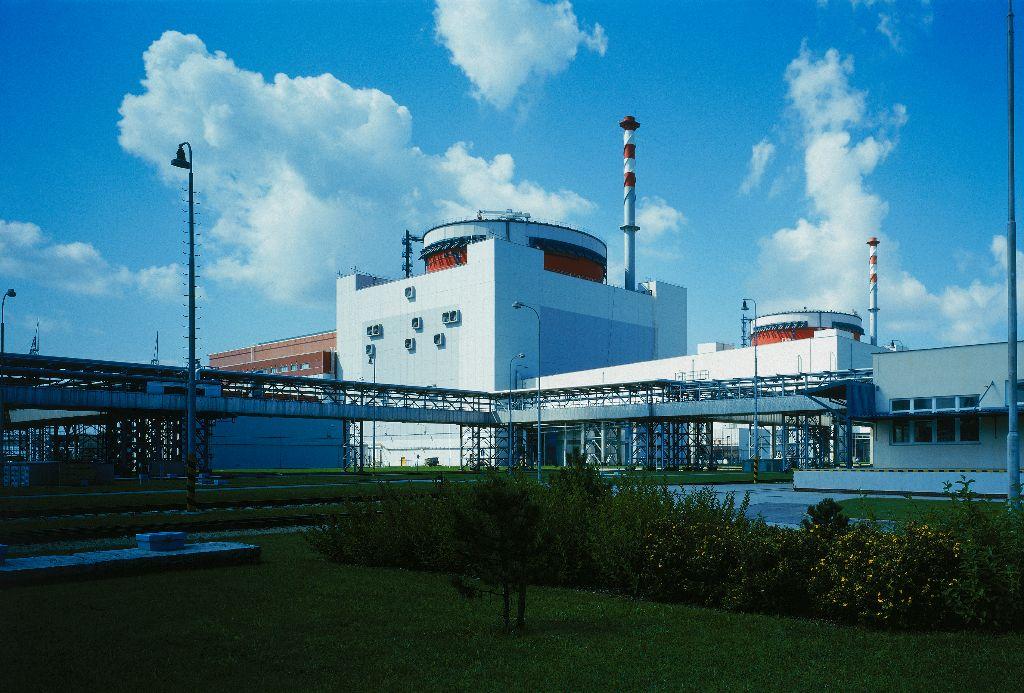 V Temelíně je již od počátku připraven prostor a podmínky pro výstavbu dalších dvou bloků (zdroj ČEZ).