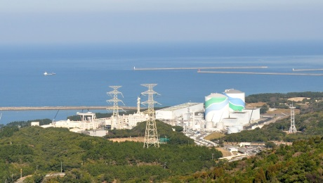 Elektrárna Sendai (zdroj JAIF)