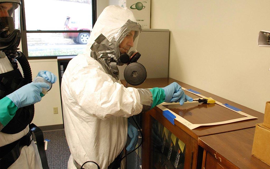 Jak bychom zvládli globální pandemii? Kredit: CDC.