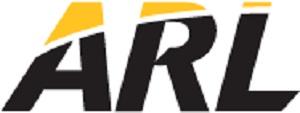 Logo laboratoří U. S. Army Research Laboratory.