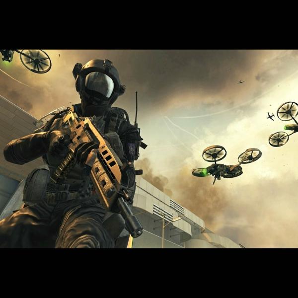 Drony vstupují na městská bojiště. Kredit: Activision.