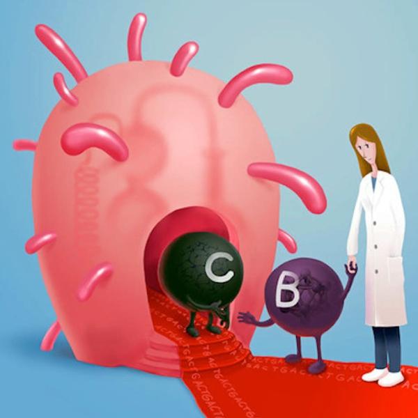 Bakterie dovedou spojit uhlík sbórem. Kredit: David Chen & Yan Liang (BeautyOfScience.com) for Caltech.