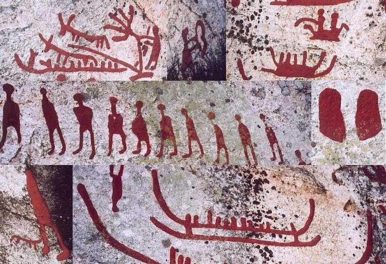 StarovÄ›kĂ© skalnĂ kresby (petroglyfy), vÄŤetnÄ› jednoho, kterĂ˝ znázorĹ?uje zemÄ›dÄ›lce využívajĂcĂho skot.Ke zvýšenĂ genetickĂ© diverzity  Ĺľen a  jejĂmu poklesu u mužů, došlo v rĹŻznĂ˝ch částech svÄ›ta právÄ› v dobÄ›, kdy se z lo