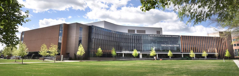 … a jejich mateřské pracoviště:  Augusta University - Medical College of Georgia.