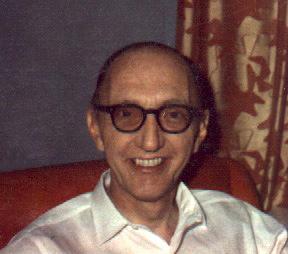 Paul Myron Anthony Linebarger, americký spisovatel píšící pod jménem Cordwainer Smith. Kredit: Kelly Whyte, Wikipedia