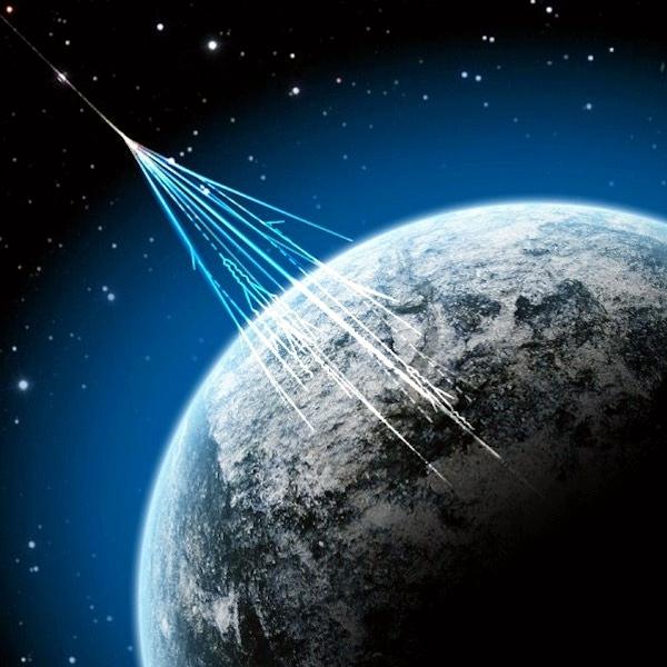 Kosmické počasí působí na elektroniku. Kredit: NSF / J. Yang.