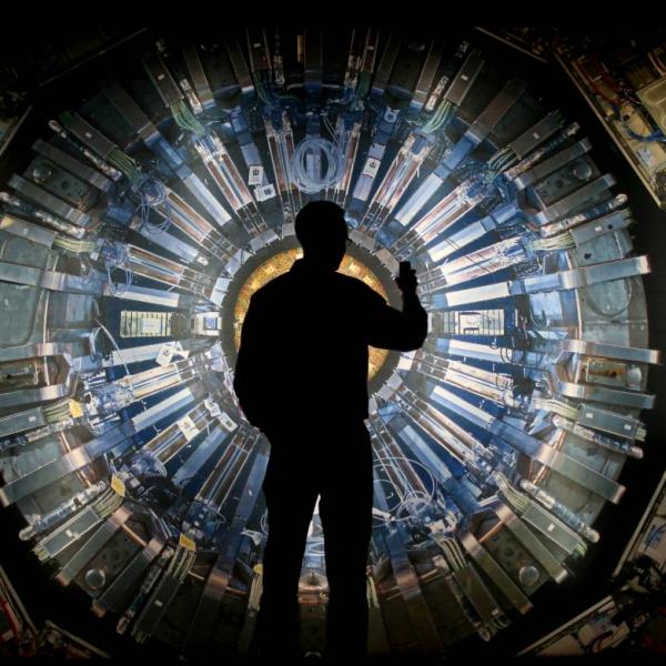 Fyzici pátrají po skrytém sektoru. Kredit: CERN.