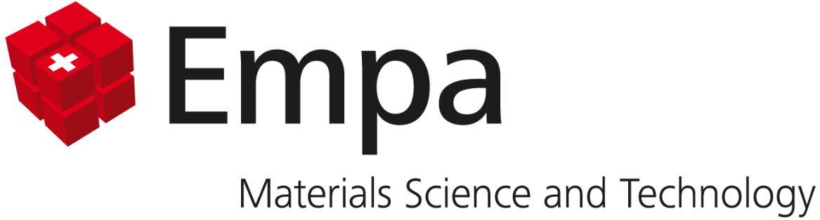 EMPA, logo.