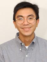 Eng Lo, hostující čínský professor neurologie a radiologie, vedoucí výzkumného kolektivu na Massachusetts General Hospital.