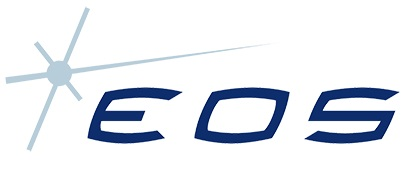 Logo. Kredit: EOS