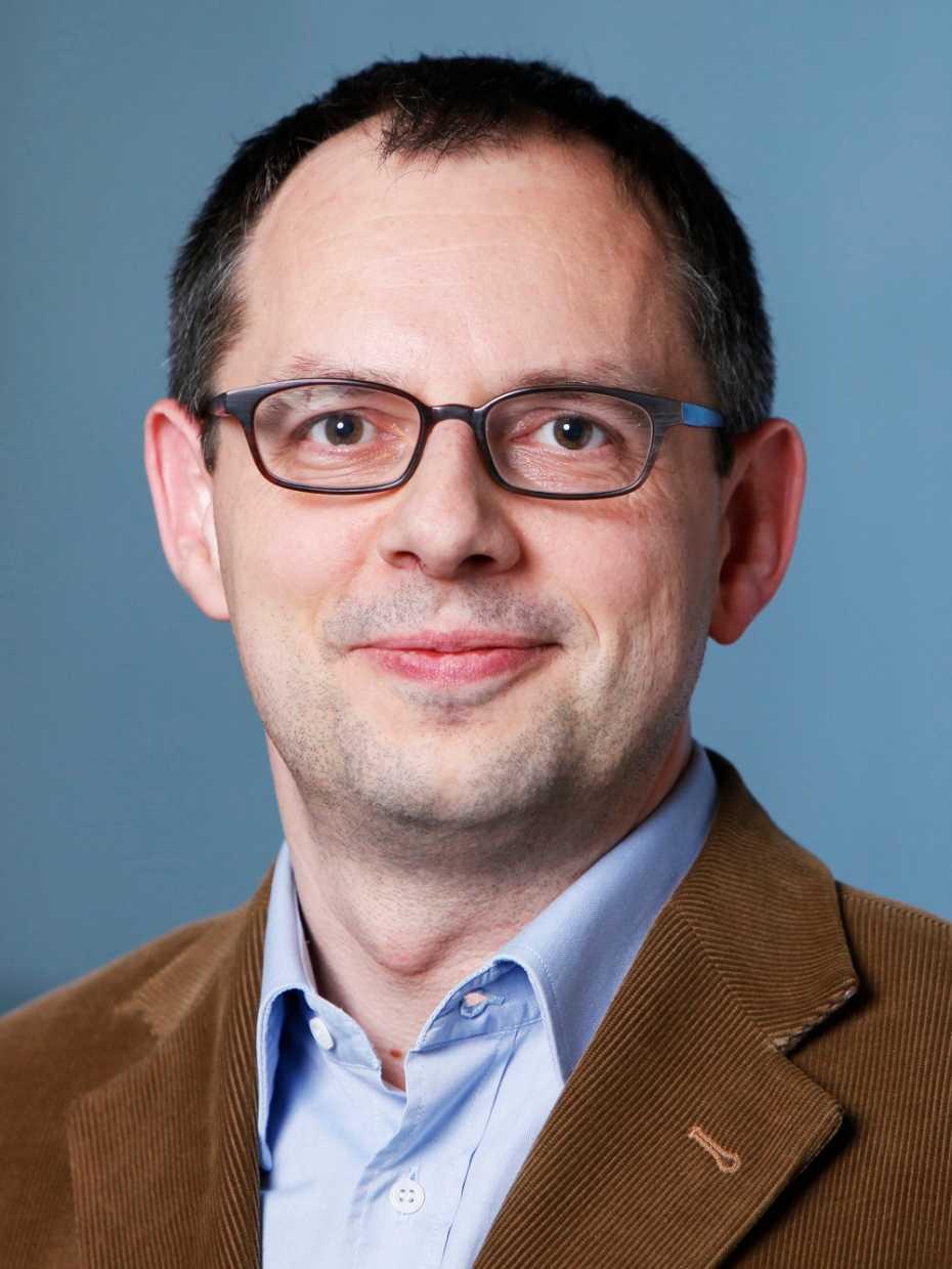 Michael Siegrist, Prof. Dr., Oddělení zdravotnických věd a technologií ETH Curych. (Kredit: ETH Curych)