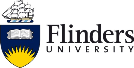 Flinders University, logo.