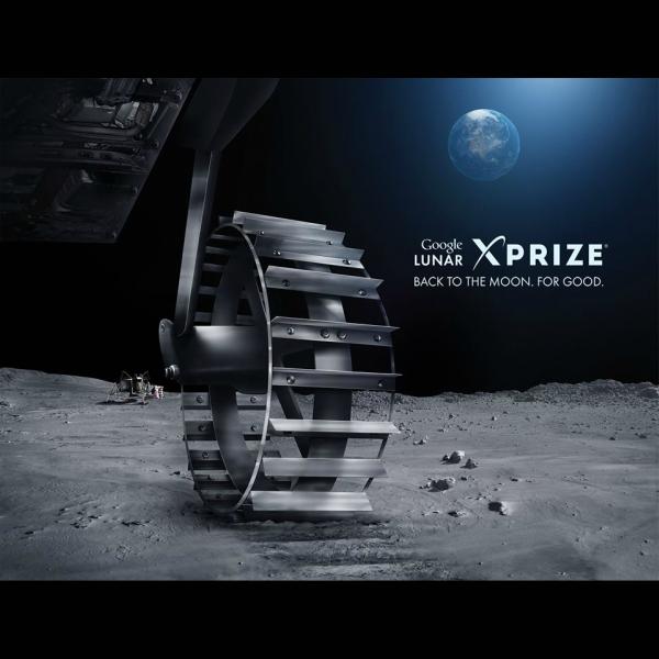 Týmy Xprize se na Měsíc nedostanou včas. Kredit: Google Lunar