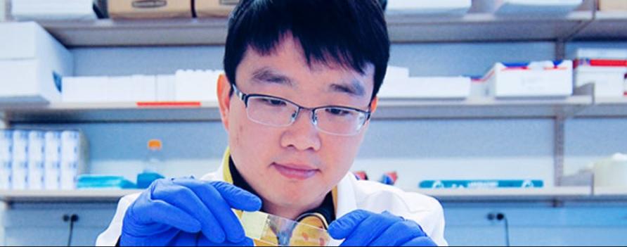 Haobin Ye, první autor studie. Jeho mateřským pracovištěm je Hematologic Malignancies and Stem Cell Transplantation division, University of Colorado Denver. Kredit: UC