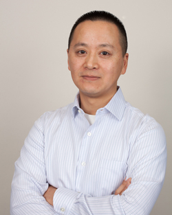 Dr. Hong Chen, vedoucí výzkumného týmu: