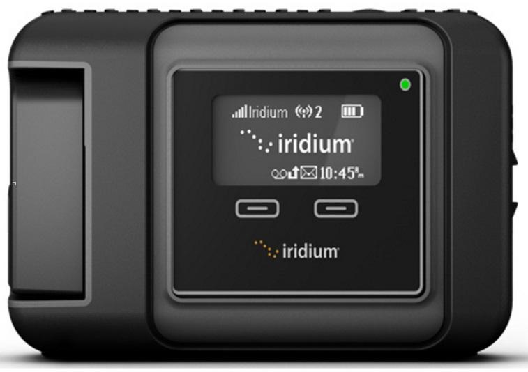 Nový Iridum GO!  už tak zastaralo nevyzerá. (Kredit: www.iridium.com)