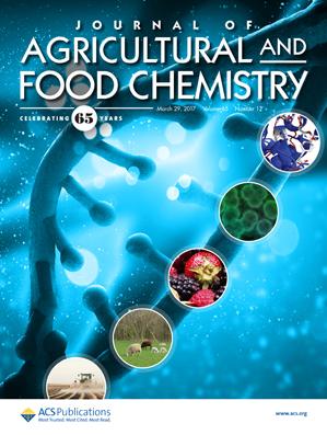 Journal of Agricultural and Food Chemistry je odborný časopis vydávaný American Chemical Society. Impakt faktor více než 3, svědčí o jeho vysoké kvalitě. Kolektivu Jany Olšovské, první autorce publikace z Výzkumného ústavu pivovarského a sladařského