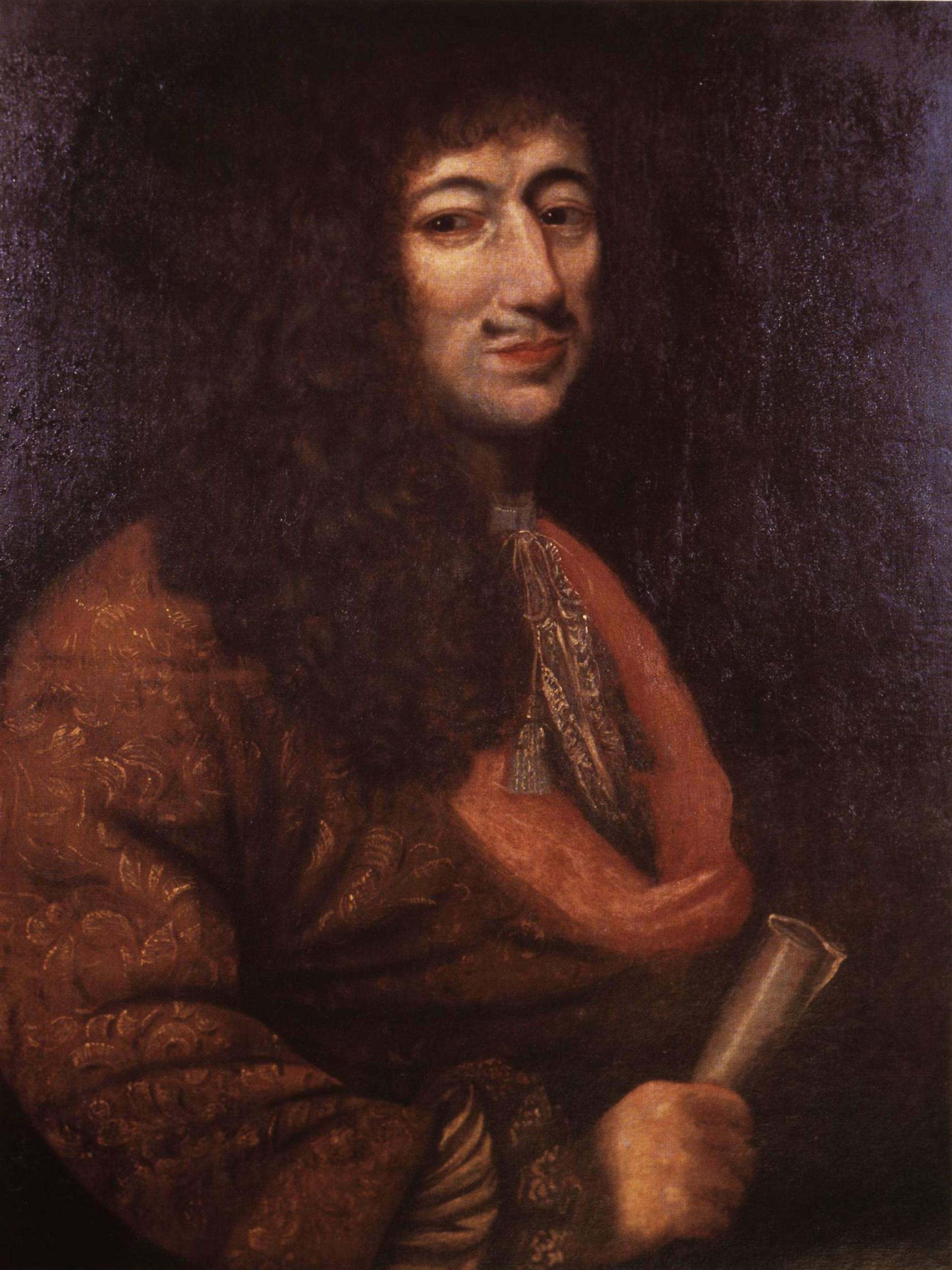 Jean Talon (1626-1694),  pověřenec krále Ludvíka XIV.