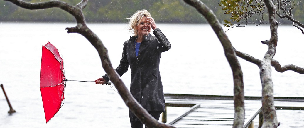 Jennifer Marohasy, bioložka s doktorátem na University of Queensland a řadou publikací z práce v terénu v Africe a na Madagaskaru. Do roku 2008 zastávala funkci ředitelky australské nadace pro životní prostředí.  (Kredit: J.M.)