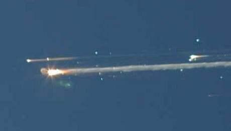 Háďátka přežila havárii raketoplánu Columbia (Kredit: AP)