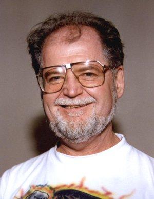 Spisovatel Larry Niven předběhl svou fikcí vědce z Washington University o 25 let. (Foto kredit Larry Niven,  Wikipedia)