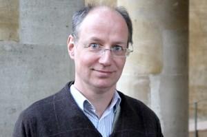 Profesor Lars Chittka, psycholog na Queen Mary University, London a vedoucí výzkumného kolektivu.