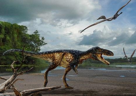 Timurlengia euotica je dalším z řady asijských tyranosauroidů, objevených v posledním desetiletí. Možná právě tento druh z počínající pozdní křídy Uzbekistánu patřil k přímým předkům slavného severoamerického tyranosaura,