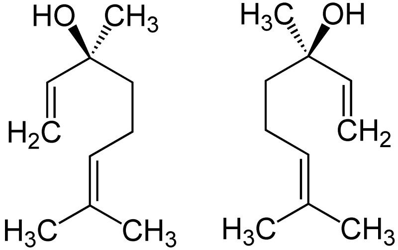 Linalool je přirozeně se vyskytující terpenový alkohol (monoterpenoid) obsažený v mnoha aromatických rostlinách, ale i kořenové zelenině. Často je problém se na něčem o linaloolu domluvit. Ne všichni totiž ctí toto jeho označení. Setkat se můžeme i s