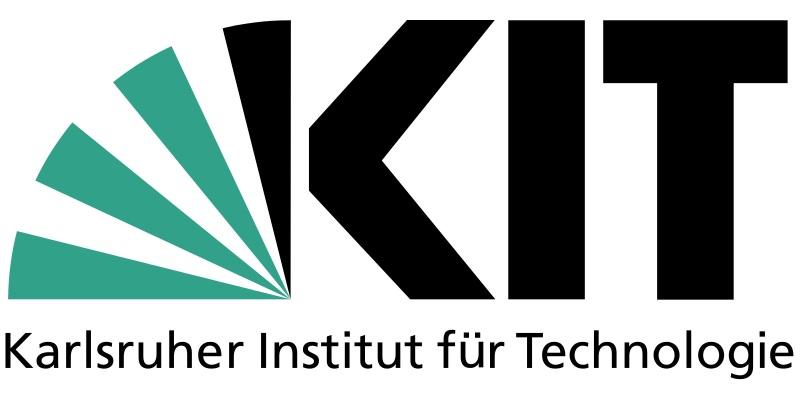 Karlsruher Institut für Technologie, logo.