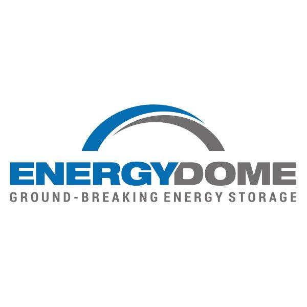 Logo. Kredit: Energy Dome.
