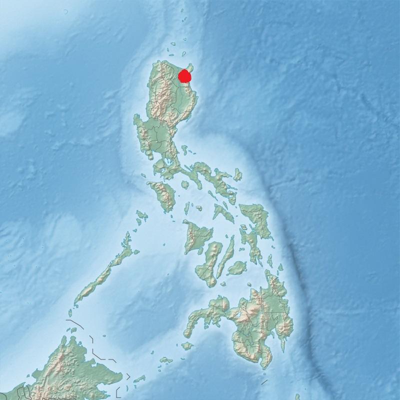 Ostrov Luzon s jeskyní Callao je od pevniny je oddělen už 2,5 milionu let.