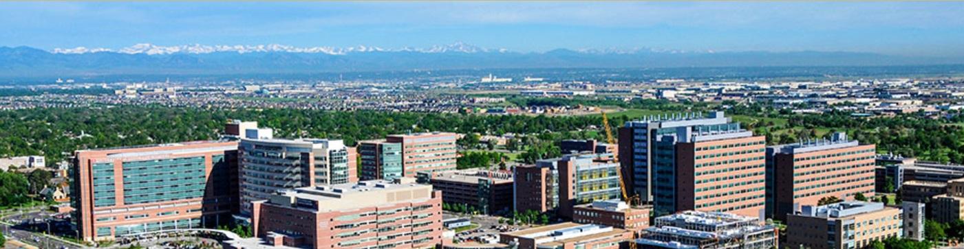 Medical Campus University of Colorado Denver.