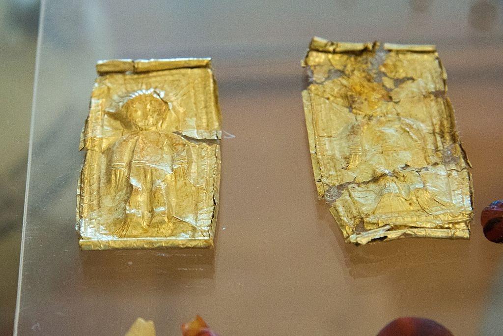 """""""Malý princ"""" z Kamini, 12. století před n. l. Archeologické muzeum na Naxu, č. 3565-8. Kredit: Zde, Wikimedia Commons. Licence CC 3.0."""