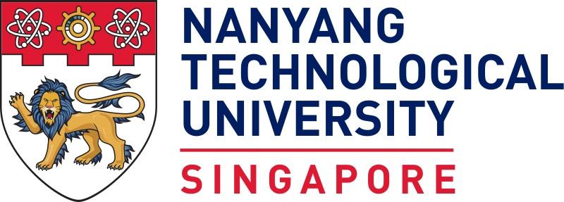 NTU Singapore, logo.