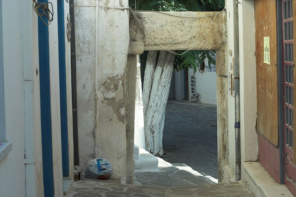 Tatáž brána z druhé strany. Kredit: Zde, Wikimedia Commons. Licence CC 4.0.