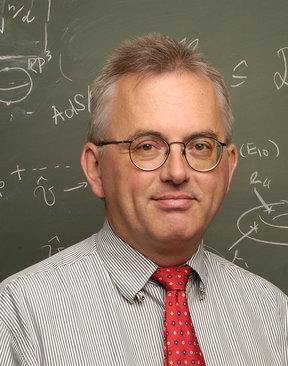 Hermann Nicolai. Kredit: Max-Planck-Institut für Gravitationsphysik.