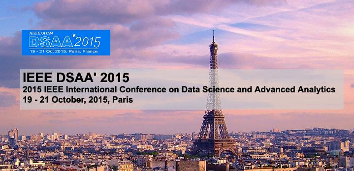IEEE DSAA 2015. Kredit: IEEE.