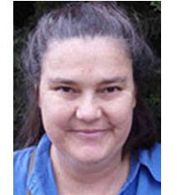 Australanka Patricia RYBackwell je třetím do mariáše, kdo je uveden na studii chování krabů. (Kredit: Australian National University,Canberra)