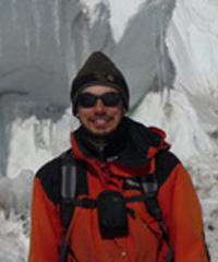 Vasilii V. Petrenko, oceánograf, University of California